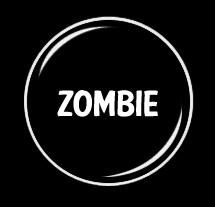 funny zombie pins buttons badges