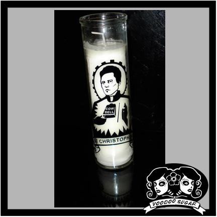 Christopher Walken Candle
